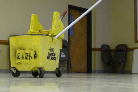 Cleaning Your Dance Floor?  You Need More Than Water