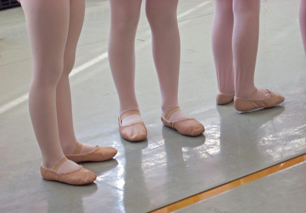 dancers shoes